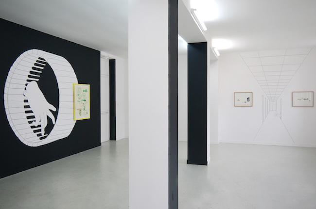 Boris Beaucarne Anthea Lubat Mrzyk Moriceau Jam Tartine Les Bains Douches Alençon François Curlet Orne art contemporain