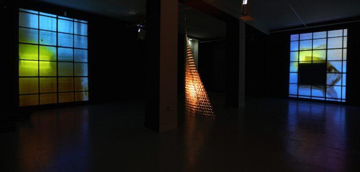 David Ayoun l'autre visage Les Bains Douches Alençon art contemporain