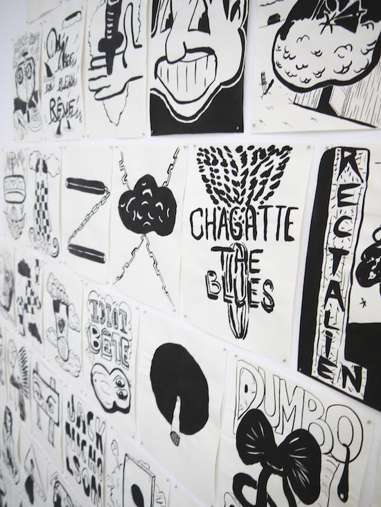 Guillaume Dorvillé Jour De Tonnerre Les Bains Douches Alençon art contemporain