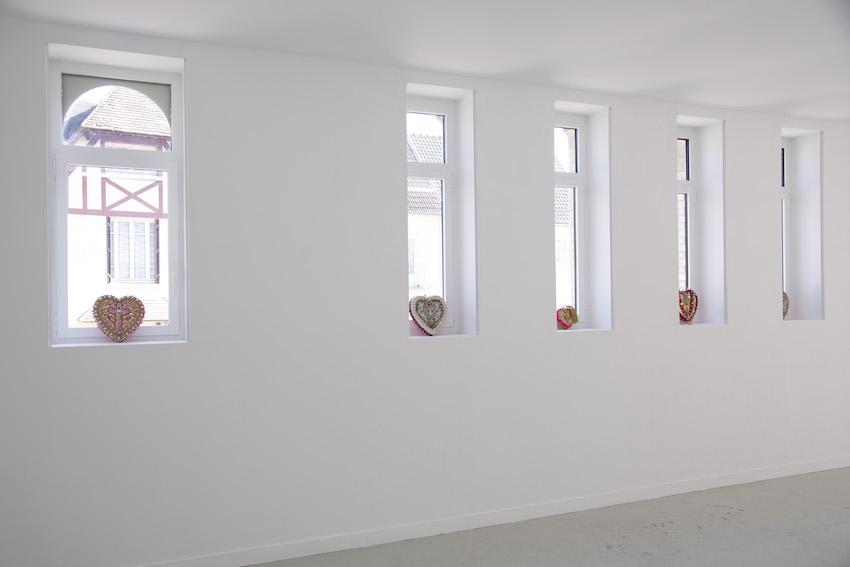La réalité viscérale les bains douches art contemporain Alençon