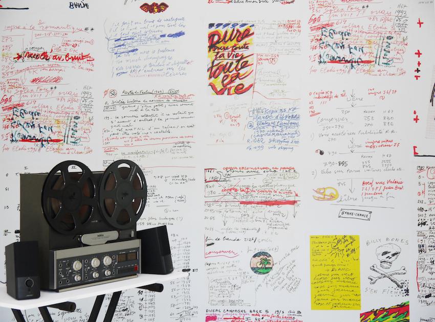 Robert Malaval Vincent Epplay Les restes du festin et autres peintures d'ambiance Les Bains Douches Alençon art contemporain