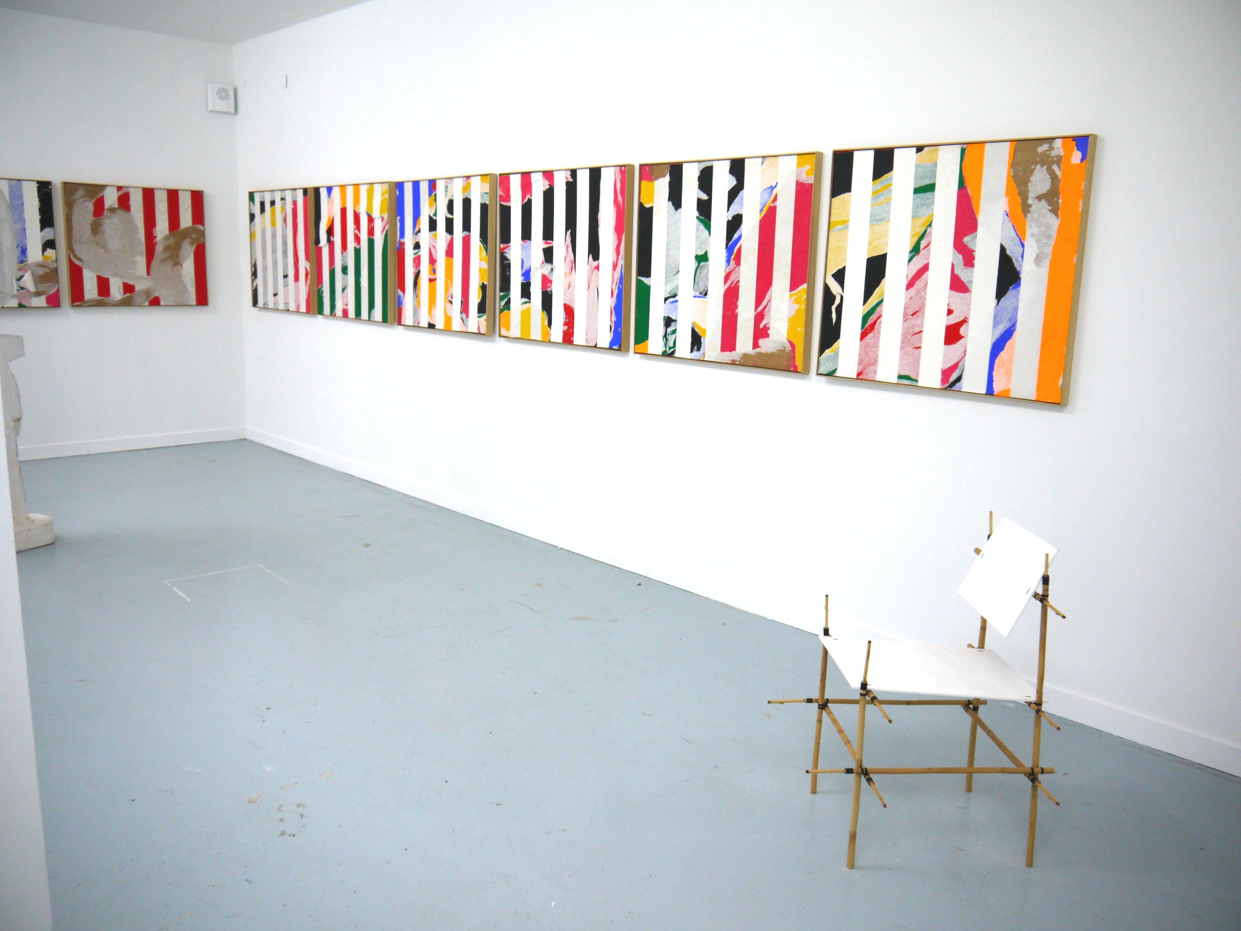 Frac Looping et boomerang Les Bains Douches Alençon art contemporain