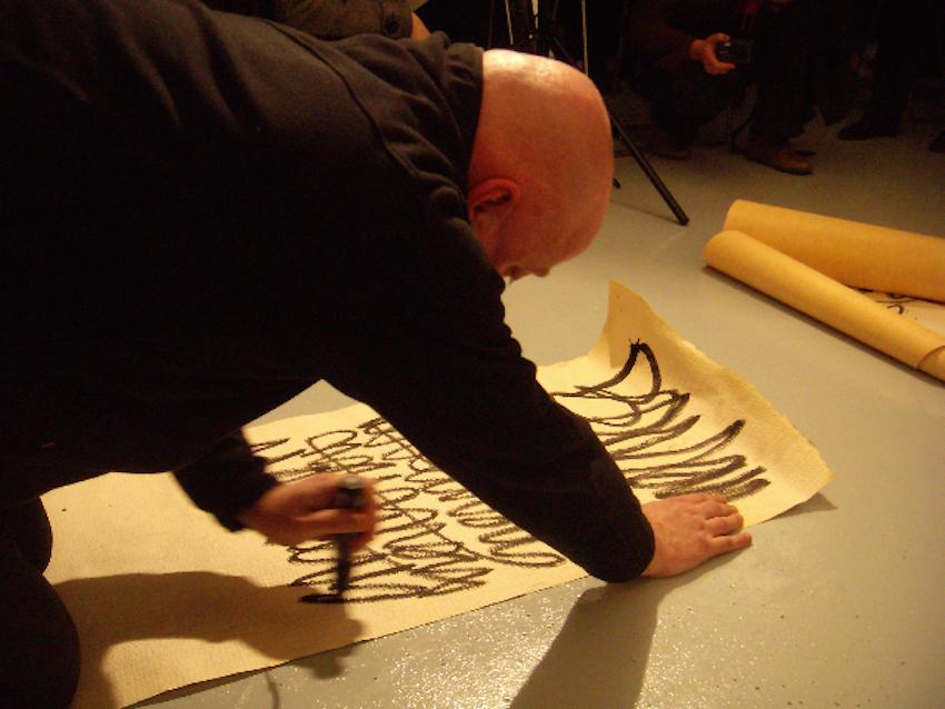 Charles pennequin Essuie les plâtres (et troue les bouches) Les Bains Douches Alençon