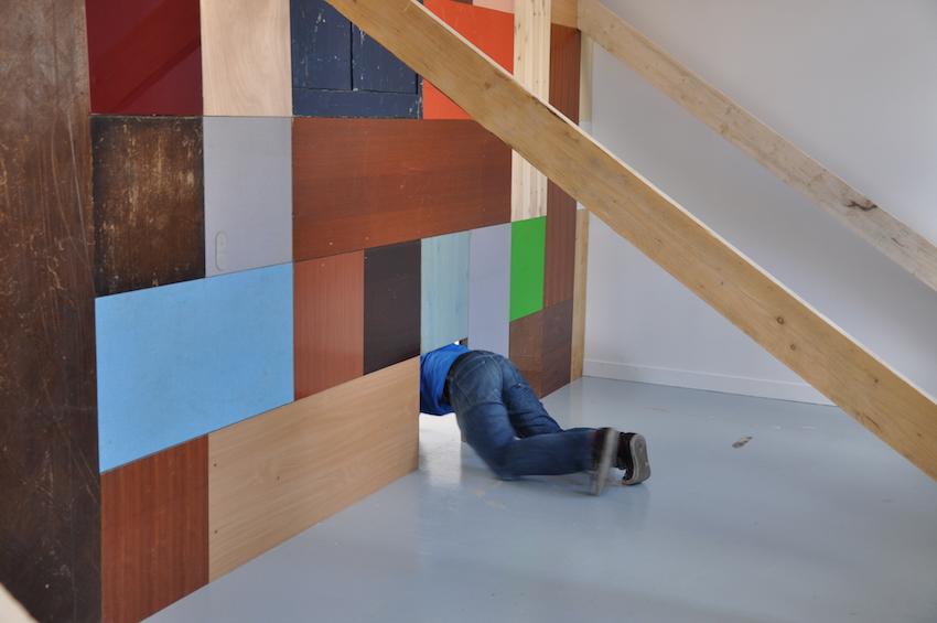 Séverine Hubard pas vu pas pris Les Bains Douches Alençon art contemporain
