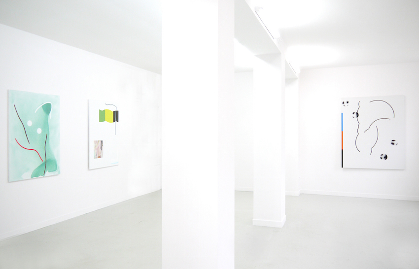 Samuel Richardot J'aimerais vous voir disparaître Les Bains Douches Alençon art contemporain