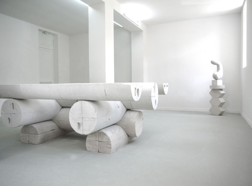 Stéphane Vigny On rentre Olga? Les Bains Douches Alençon art contemporain