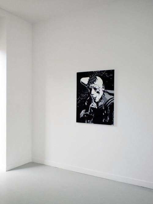 Yvan Fayard Orrup Les Bains Douches Alençon art contemporain